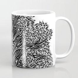 Gnarled Oak Tree Coffee Mug