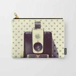 Vintage Camera Love: Kodak Hawkeye Flash! Carry-All Pouch