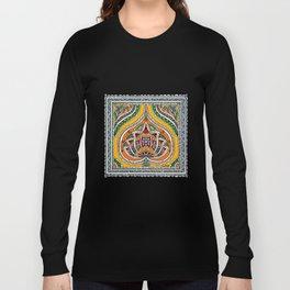 Lotus on Paan Long Sleeve T-shirt