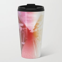 Bleached Bleachers Travel Mug