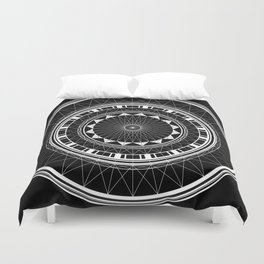 Square of Six Duvet Cover