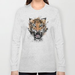 Unrelenting Ire Long Sleeve T-shirt