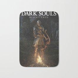 dark souls Bath Mat