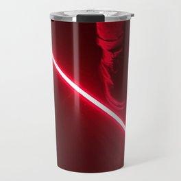 red light Travel Mug