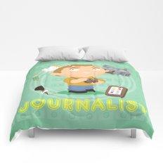 Journalist Comforters