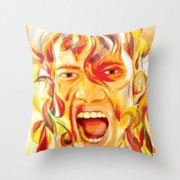 Provoke I Throw Pillow