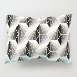 Natural Geometry Pillow Sham