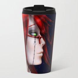 Crimson Madness Travel Mug