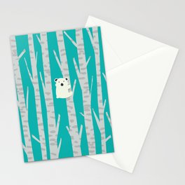 Lonesome Koala Stationery Cards