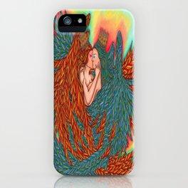 Rainbow Princess Angels iPhone Case