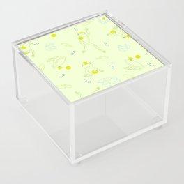 The Frog Prince Acrylic Box