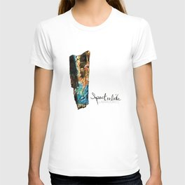 Mineral: Labradorite Spectrolite T-shirt