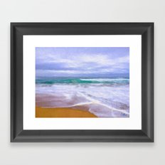 Monterey Framed Art Print