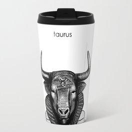 Taurus (the bull) Travel Mug