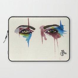 David Bowie Eyes Laptop Sleeve