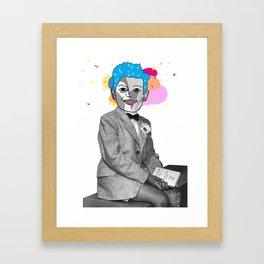 Communion I Framed Art Print