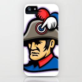Emperor Head Mascot iPhone Case