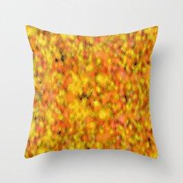 crazed colors 6 Throw Pillow