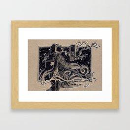 2010 Odyssey Two Framed Art Print