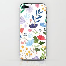 Woodlow iPhone & iPod Skin
