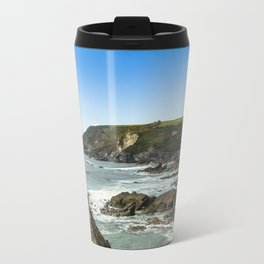 Cornishseascapes Gunwalloe 02 Travel Mug