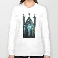 bible verses Long Sleeve T-shirts featuring The Dying Verses 2 by Helheimen Design
