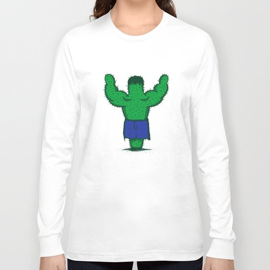 The Incredible Hulktus Long Sleeve T-shirt