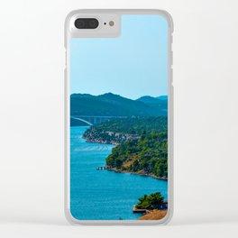 Trogir, Croatia Clear iPhone Case