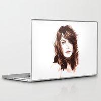 bambi Laptop & iPad Skins featuring Bambi by Esther Kang