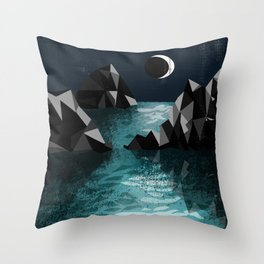Rachmaninoff - Piano Concerto No. 3  Throw Pillow