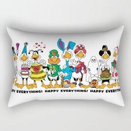 Happy Everything! Rectangular Pillow