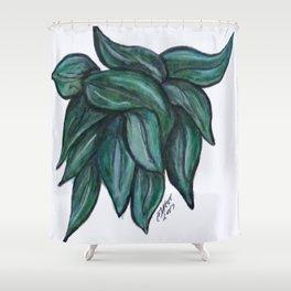 Art Doodle No. 8 Shower Curtain