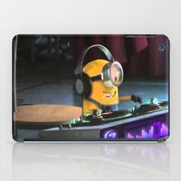 minion iPad Cases featuring Minion by Duitk