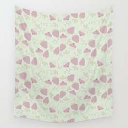 Strawberry Fields Wall Tapestry