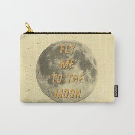 Fly me to the Moon - A Hell Songbook Edition Carry-All Pouch