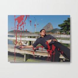 Locals Only - Rio de Janeiro Metal Print