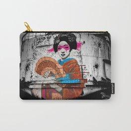 Geisha Graffiti Carry-All Pouch