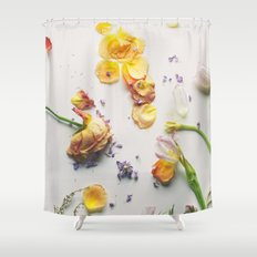 afterparty Shower Curtain