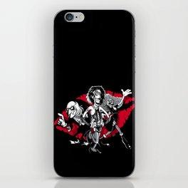 Rocky Horror Gang iPhone Skin
