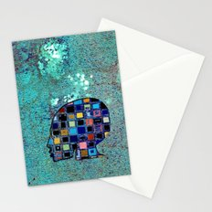 living in a box (global)4.Version Stationery Cards