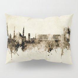Beirut Lebanon Skyline Pillow Sham