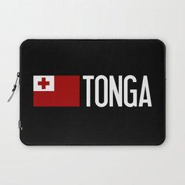Tonga: Tongan Flag & Tonga Laptop Sleeve