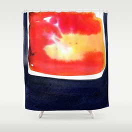 Introspection 2A by Kathy Morton Stanion Shower Curtain