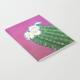 Cactus Blossoms Notebook