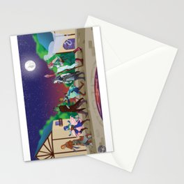 The Mighty Nein Stationery Cards