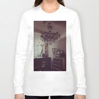 antique Long Sleeve T-shirts featuring Antique by Jane Lacey Smith