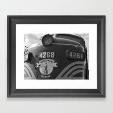 Boston & Maine Railroad Framed Art Print