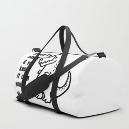 Clap Your Hands Duffle Bag