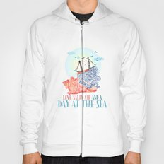 A Day at the Sea Hoody