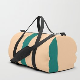 Emerald Forest Duffle Bag